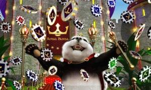 Free Spins on Deposit at Royal Panda