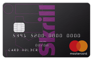Get your personal Skrill Mastercard for online casino deposits