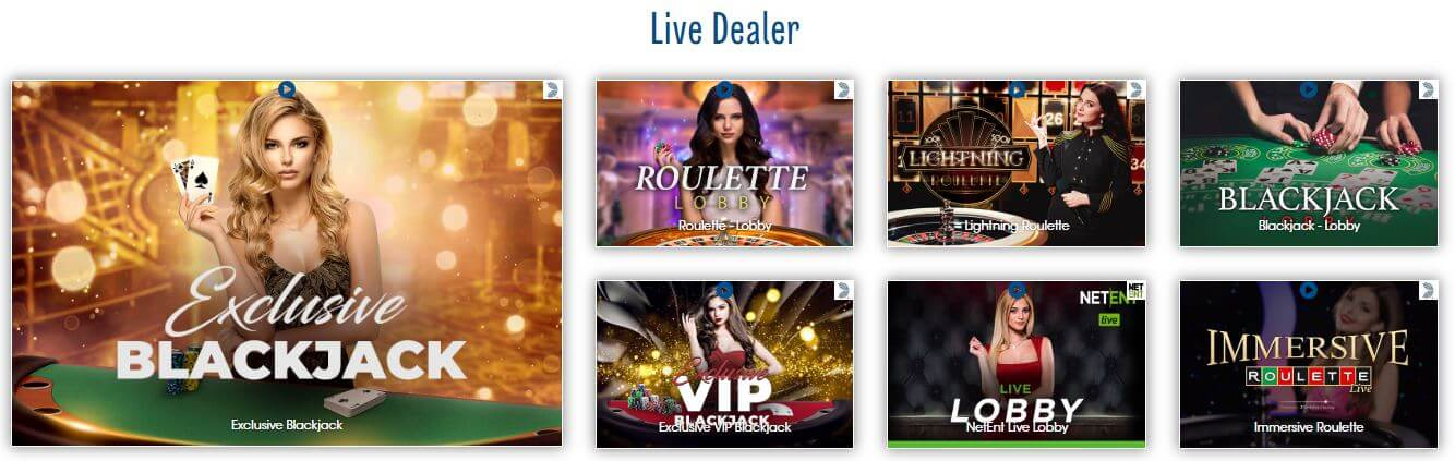 Give Sloty Live Casino a try for free!