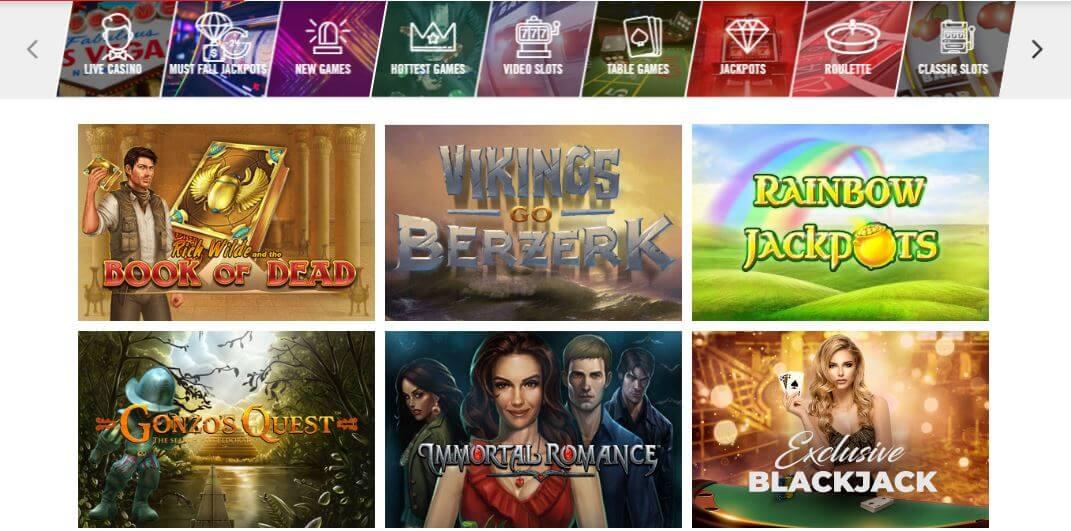 Find more than 1300+ Indian slots at Vegas Hero Casino