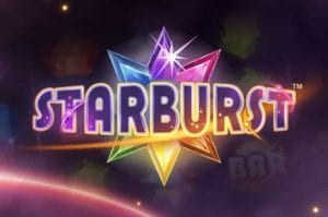 Play Starburst Slot at your favorite Indian Casino today!