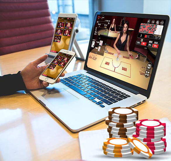 Play Anddar Bahar with a Live Dealer at 10CRIC Casino!