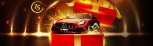 Special Anniversary Bonuses at Dafabet Casino