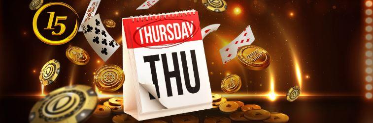 Weekly bonus every Thursday at Dafabet.com